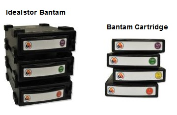 Idealstor Bantam Removable Disk Backup System 1