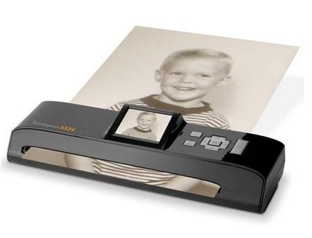 Mustek ScanExpress S324 Portable Scanner