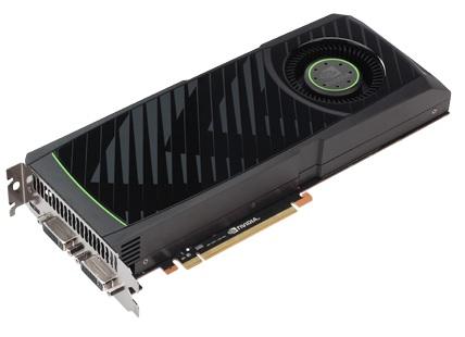 NVIDIA GeForce GTX580 - The World's Fastest DX11 GPU