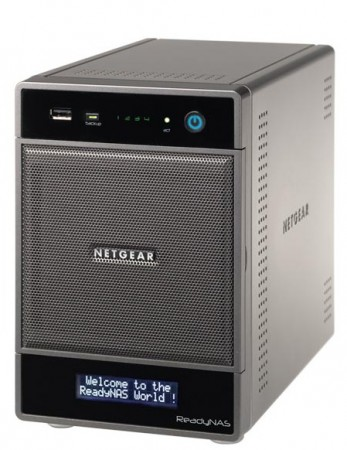 NetGear ReadyNAS Ultra Plus and Ultra 2 Home Media Servers