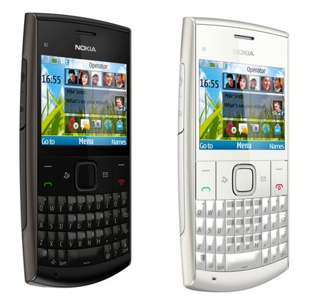Nokia X2-01 Budget QWERTY Phone