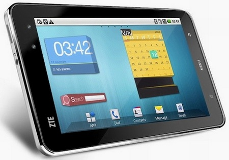 Optus My Tab 7-inch Android Tablet