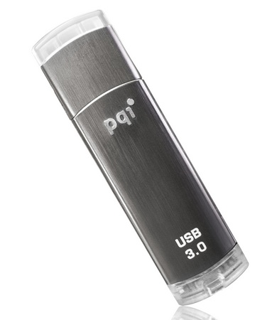 PQI Cool Drive U339V Traveling Disk USB 3.0 Flash Drive