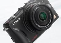 Panasonic LUMIX DMC-GF2 DSLMicro Mirrorless Camera