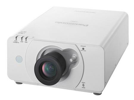 Panasonic PT-DZ570U, PT-DW530U and PT-DX500U Single-Chip DLP Projectors 1