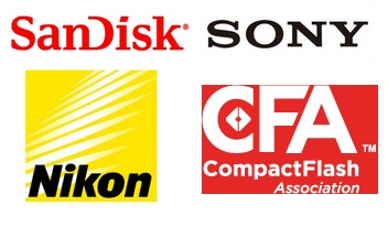 SanDisk, Nikon and Sony Proposed Next-Generation High-Speed Memory Card Format