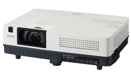 Sanyo PLC-WK2500, PLC-XK3010, PLC-XK2600 and PLC-XK2200 Projectors for Education and BusinessPLC