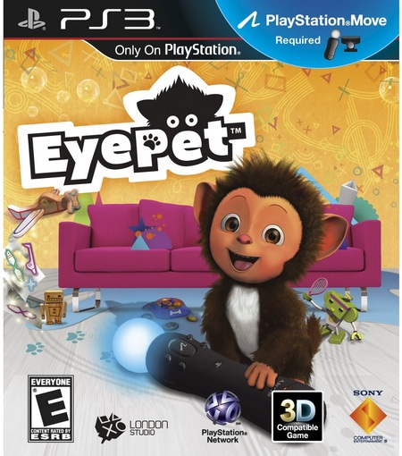 Sony EyePet Move Edition