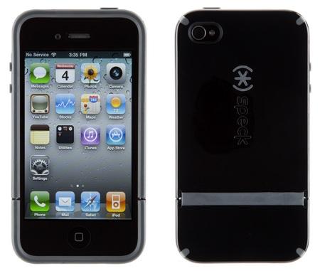 Speck CandyShell Flip iPhone 4 Case black