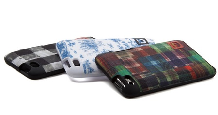 Speck Fitted x Burton iPod touch 4G Cases