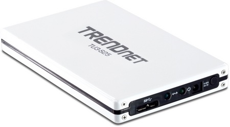 TRENDnet TU3-S25 2.5-inch USB 3.0 Hard Drive Enclosure