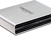TRENDnet TU3-S35 3.5-inch USB 3.0 Hard Drive Enclosure