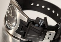 ThinkGeek MicroSD Card Reader Watch