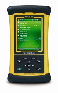 Trimble Nomad 900 Series Outdoor Rugged Handheld Computers