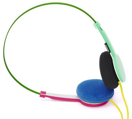Urban Ears TANTO Multicolor Headphones