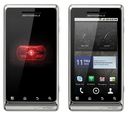 Verizon Motorola DROID 2 GLOBAL Android Smartphone white 1