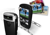 ViewSonic 3DV5 Pocket 3D HD Camcorder 1