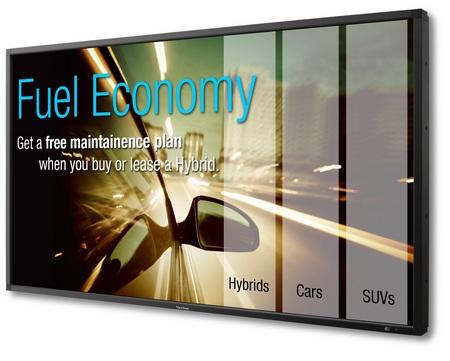 ViewSonic CD4233 Slim Bezel Commercial Display