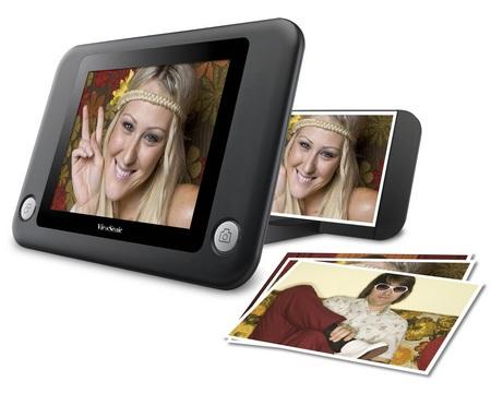 ViewSonic DPF8-CAM Digital Photo Copier Digitizes your Printed Photos 1