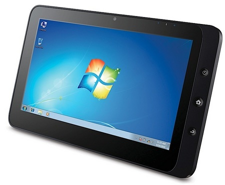 ViewSonic ViewPad 10 Android Windows 7 dual-boot Tablet PC
