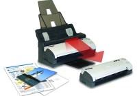 Visioneer Strobe 500 Mobile Duplex Color Scanner