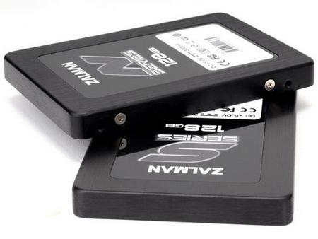 Zalman S Series and N Series SSDs