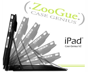 ZooGue Case Genius V2 for iPad 1