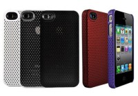 AGF iPhone 4 Vent Shell Case