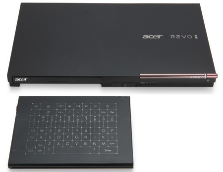 Acer Revo 100 HTPC packs AMD Neo and NVIDIA ION 1