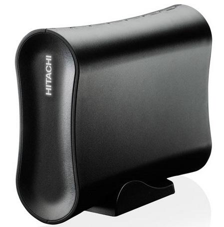 Hitachi XL 3TB USB 2.0 External Hard Drive