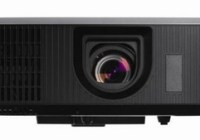 InFocus IN5122 and IN5124 Affordable LCD Installation Projectors front