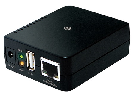 Planex MZK-SNG02US USB SD Card Ethernet Converter 1