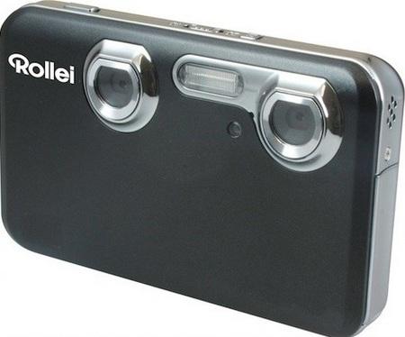 Rollei Powerflex 3D Compact3D Camera