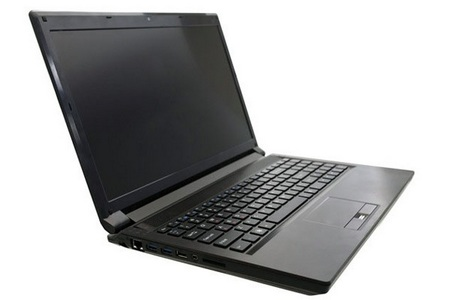 Santech N67 Notebook with Sandy Bridge