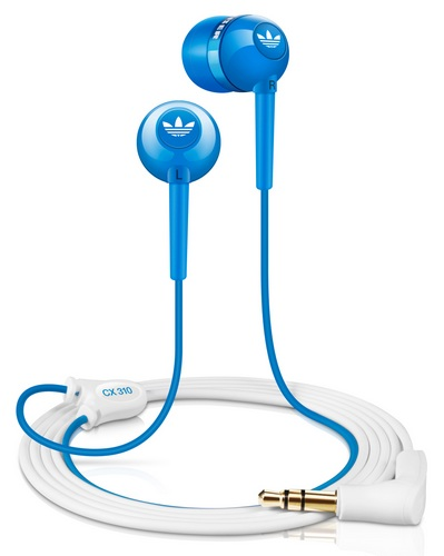 Sennheiser CX310 by adidas Originals earphones