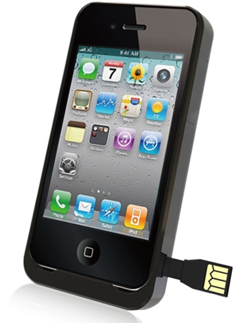 aigo aiPower i616 iPhone 4 Battery Case