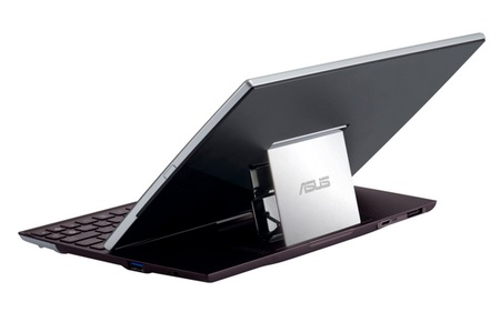 ASUS Eee Pad Slider Android 3.0 Tegra 2 tablet