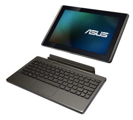 ASUS Eee Pad Transformer Android 3.0 Tegra 2 tablet 1