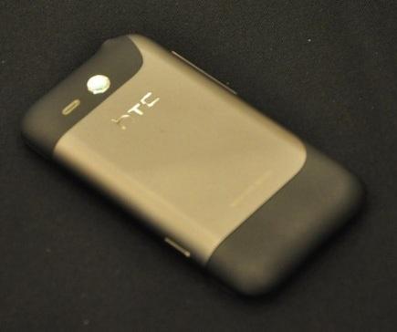 AT&T HTC Freestyle Brew MP Semi-Smartphone back