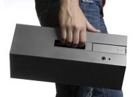 Altec Lansing inMotion Air IMW725 Wireless Speaker System carrying