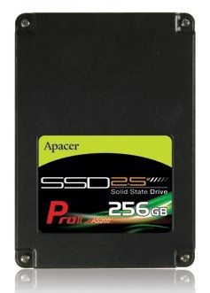 Apacer Pro II AS202 Entry-level SSD