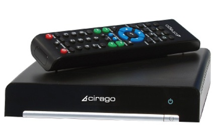 Cirago CMC3200 Media Player