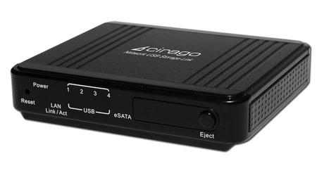 Cirago Link+ NUS2000 USB Network Storage Link