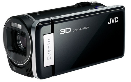 JVC HD Everio GZ-HM960 Full HD Camcorder with 2D-to-3D Conversion Output
