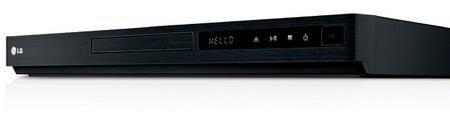 LG BD650 3D Blu-ray player