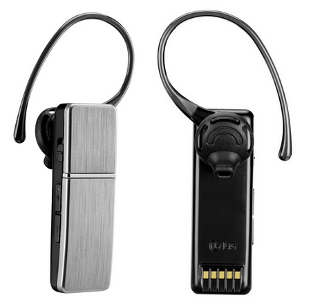 LG HBM810 Solar-powered Bluetooth Headset