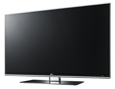 LG INFINIA NANO FULL LED series LW9500 3D HDTV
