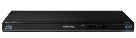 Panasonic DMP-BDT310, DMP-BDT210 and DMP-BDT110 Full HD 3D Blu-ray Players