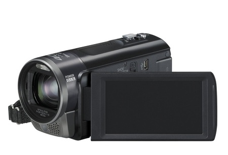 Panasonic HDC-SD90 and HDC-TM90 3D-Capable 1MOS Full HD Camcorders