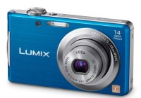 Panasonic LUMIX DMC-FH2 Slim Digital Camera